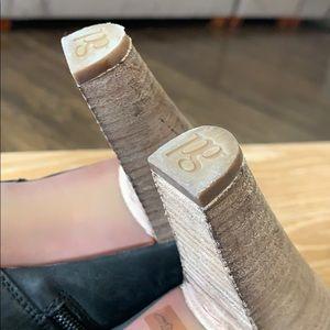 Paul Green Shoes - Paul Green Tacey Peep Toe Heels
